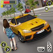 Mobile Taxi Simulator: Taxi Driving Games APK