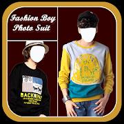 Fashion Boy Photo Suit APK