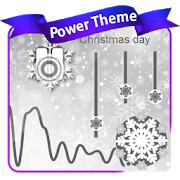 Christmas day Poweramp Skin APK