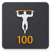 100 Pull-Ups Workout - Personal Trainer APK
