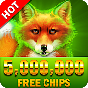 Red Fox - Free Vegas Casino Slots Machines APK