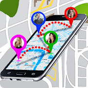 Mobile Tracker Number Locator - Find My Lost Phone APK