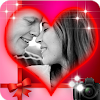 romantic true love photo frame APK
