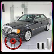 Mercedes 500e City Driving Simulator APK