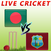 Bangladesh vs West Indies BAN vs WI Cricket 2018 APK