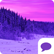 Purple Theme for KakaoTalk 1.0 Android Latest Version Download