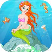 Mermaid Princess Swim Survival APK