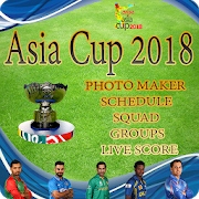 Asia Cup 2018 Photo Maker and Schedule 1.0.7 Android Latest Version Download