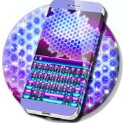 Neon 3d Keyboard Theme Free APK