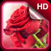 Red Roses Live Wallpaper HD APK