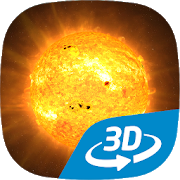 The Sun interactive educational VR 3D 1.25 Android Latest Version Download