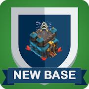 New COC Base Map 2017 APK