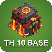 New COC Town Hall 10 Base APK