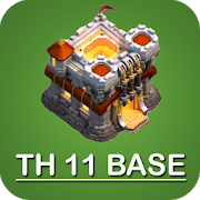 New COC Town Hall 11 Base APK