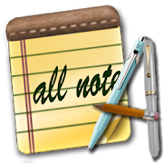 All Note - rich editor,photo,drawing,maps and more APK