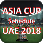 Asia Cup 2018 Schedule 1.2 Android Latest Version Download