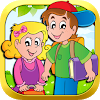 zello and his kids life puzzle APK