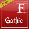 ★ Gothic Font - Rooted ★ APK