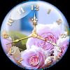 Rose Clock Live Wallpaper APK