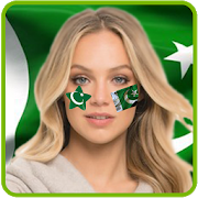 Pakistan flag Stickers - 14 August Stickers