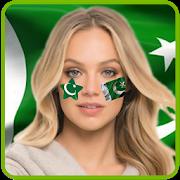 Pakistan flag Stickers - 14 August Stickers APK