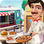 School Food Truck Cooking and Cleaning APK