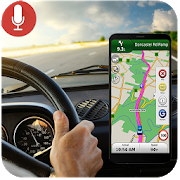 Voice GPS Navigation & Maps Tracker APK