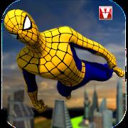 Super Spider Flying Hero APK