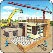 Modern House Construction 3D APK