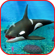 Hungry Blue Whale Shark Attack: Shark Attack Games APK