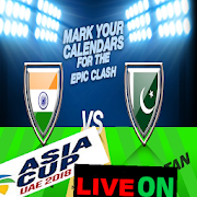 ASIA CUP 2018 Live ON & Fantasy Predictions APK