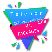 All Telenor 3G/4G,Sms,Calls and Wingles Packages APK