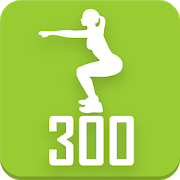 300 Squats workout Be Stronger APK