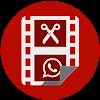 SplitVideo for WhatsApp Status APK
