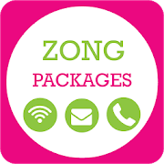 Zong Packages All in One APK