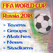 Fifa World Cup Schedule 2018 |News|Groups|Stadiums 1.0 Android Latest Version Download
