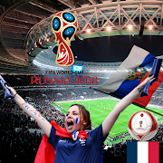 Fifa World Cup Russia 2018 - Frames Photo Editor APK