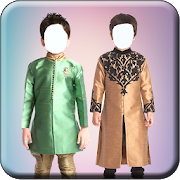 Boy Sherwani Photo Suit APK