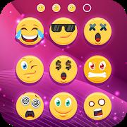 lock screen photo - emoji APK