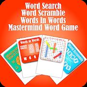 Word Games Bundle 4 In 1 APK