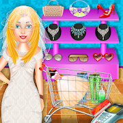 Wedding Bride at Shopping Mall – Bridal Dress Shop APK