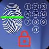 Screen Lock - with Fingerprint Simulator APK