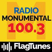 Radio Monumental 100.3 FM by FlagTunes APK