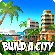 City Island - Paradise Sim: Bay City Building Game APK