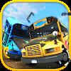 School Bus Demolition Derby APK