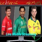 Live Pak vs ZIM T20 Streaming APK