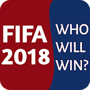 Who Will Win - FIFA World Cup 2018, Russia APK