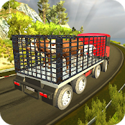 Eid Animals Farm Cargo Truck Game APK
