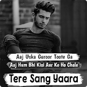Tere Sang Yaara | Love & Sad Hindi Status, Shayari APK