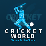 Cricket World-Asia Cup & World Cup Schedule & Live APK